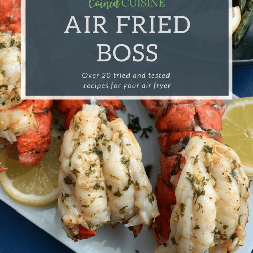air fried boss cookbook